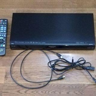 パナソニック ブルーレイレコーダー BR580 500G