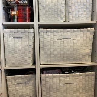カラーボックスの収納ボックス 収納ケース インボックス6個