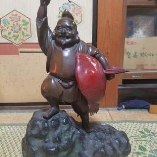 恵比寿さんの置物です