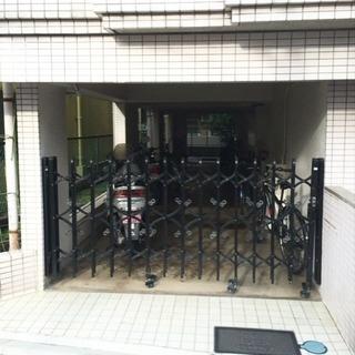 JR蒲田駅近くバイク駐輪場 屋根付き貸してます
