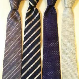 ネクタイ 4本まとめてお譲りします