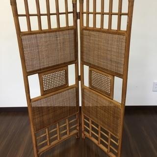 パーテーション 竹製