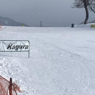 2月連休スノーボード!
