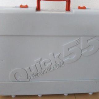雪道に!カーメイト クイック55 QG21【未使用】タイヤチェーン