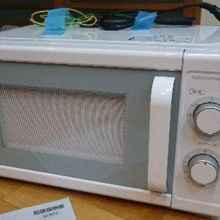 昨年ニトリで購入の電子レンジ