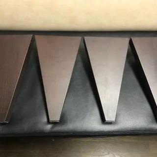 DIYなどに 『 折り畳みテーブル脚 』ブラウン