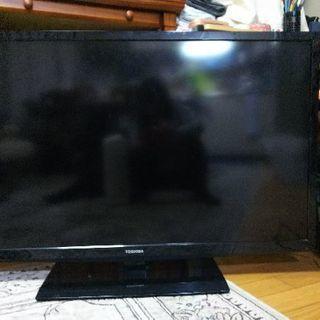 ジャンク TOSHIBA 40インチテレビ 12年製