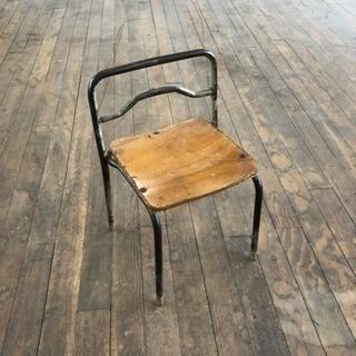 アンティーク 子供椅子