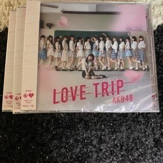 AKB48 LOVE TRIP 劇場版 未開封 1枚〜3枚