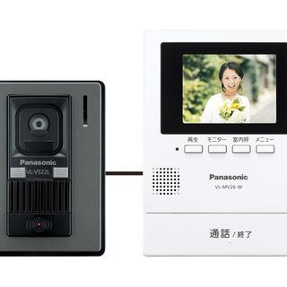 ☆パナソニック Panasonic VL-SV26XL-W テレ...