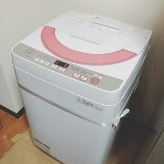 SHARP 洗濯機 6kg