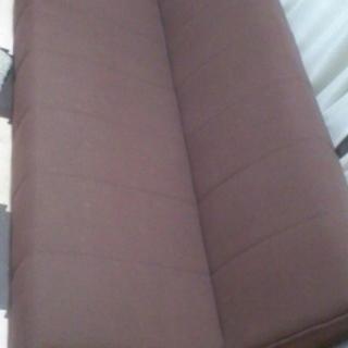 3段リクライニング・ソファベッド