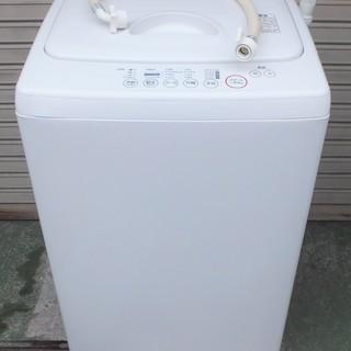 ☆MUJI 無印良品 M-W42D 4.2kg 全自動電気洗濯機...