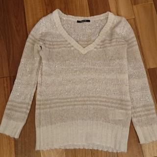 メイソングレイ セーター