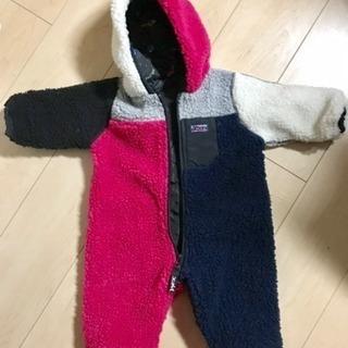 Baby*X-girlアウター カバーオール☆