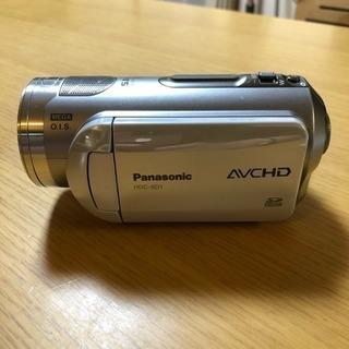 パナソニック デジタルハイビジョンビデオカメラ