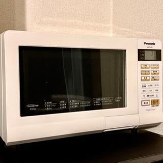 Panasonic オーブンレンジ NE-TY155-W