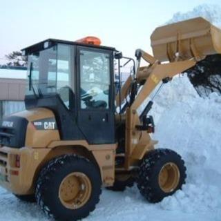 個人宅除雪致します!