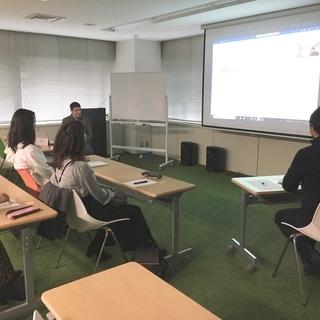 外国人講師と日本人講師2名による英会話レッスン!