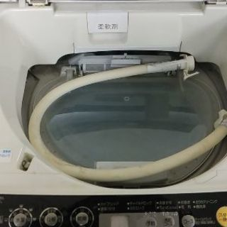 乾燥機能付き洗濯機六キロ - 大阪市