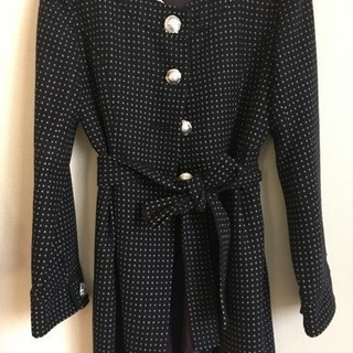 オリーブデオリーブ コートM - 服/ファッション