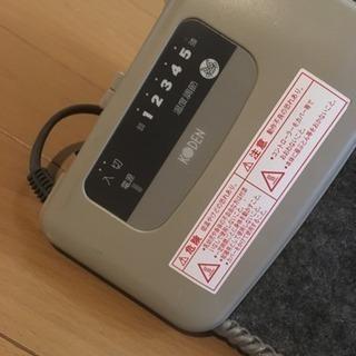 電気カーペット