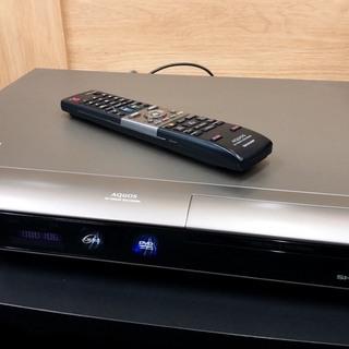 シャープ DVDレコーダー 250GB