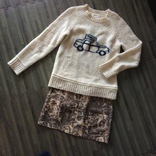 ☆ジャーナルスタンダード☆ レオパード柄スカート