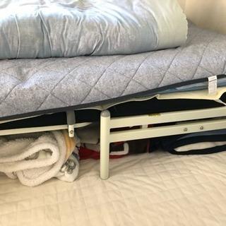 ソファーにもなるベッド