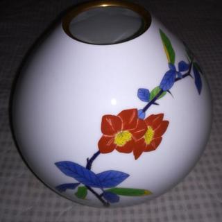 値下げ!4000円香蘭社の花瓶