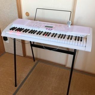 交渉中 カシオ 電子 エレクトリック ピアノ 台付