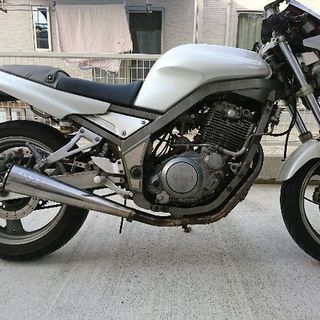 ヤマハSRX400