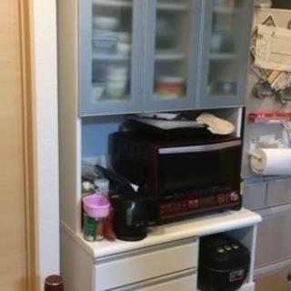 ニトリ 食器棚 クロード