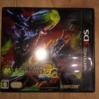 3DS モンスターハンター3G