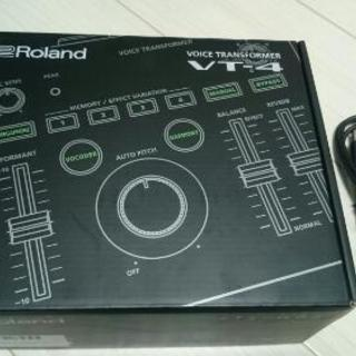 Roland voicetransformer VT-4 + A...