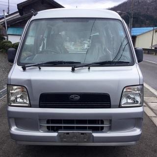 スバルサンバー H16年10月式  158000円 車検 32年...