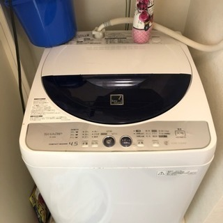 洗濯機 シャープ