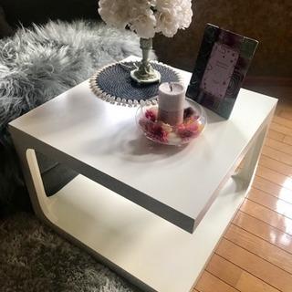 【美品】モダン風のテーブル ⭐︎センターテーブル ⭐︎ローテーブル...
