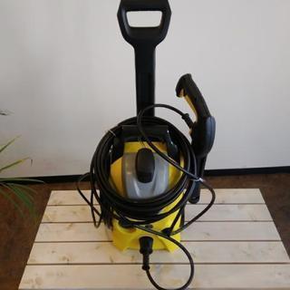 ケルヒャー高圧洗浄機 K3 静音
