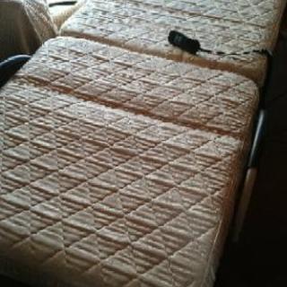 電動式リクライニングベッド