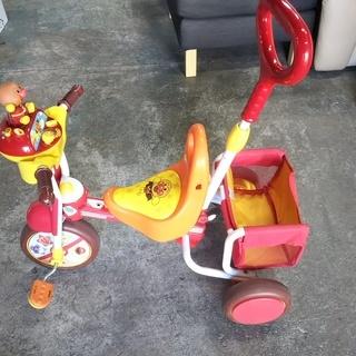 [アンパンマン三輪車]⁑リサイクルショップヘルプ
