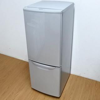 即日受渡可❣️スライド冷凍庫で使いやすいナショナル2ドア冷蔵庫 3...