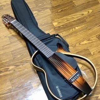 サイレントギター  YAMAHA SLG200N TBS 新品