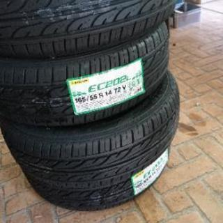 タイヤ4本セット(新品)