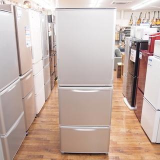 【2015年製】SHARPの3ドア冷蔵庫!