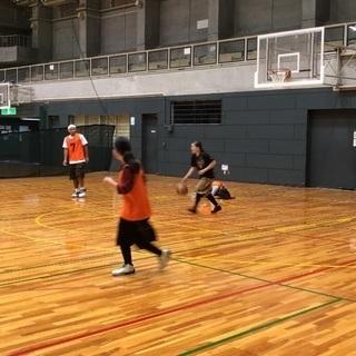 enjoyバスケ!メンバー募集中です!