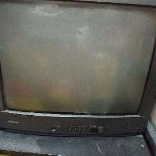 ブラウン管テレビ   ジャンク
