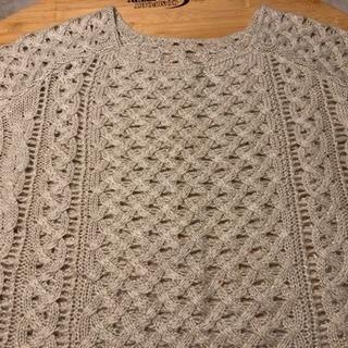 レディース 冬物セーター 美品 2枚