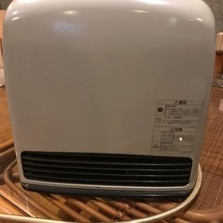 LPガス用ファンヒーター