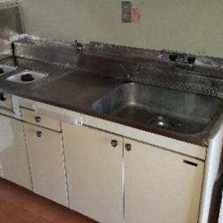 1DK(和室8畳キッチン4.5畳、風呂トイレ別々 )